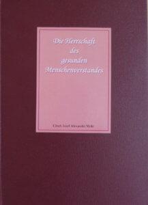 Kursbuch Die Herrschaft des gesunden Menschenverstandes
