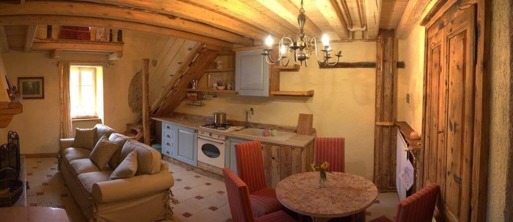 Wohnung im Casa Levante